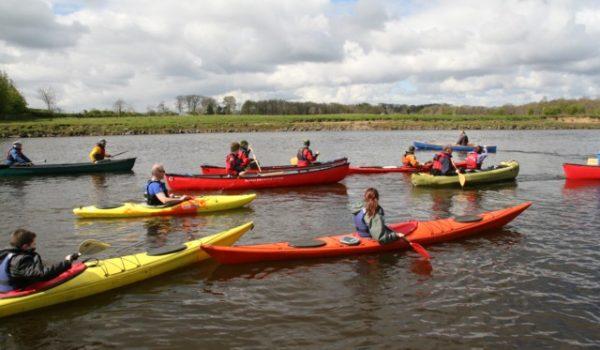 Lower Bann Canoe